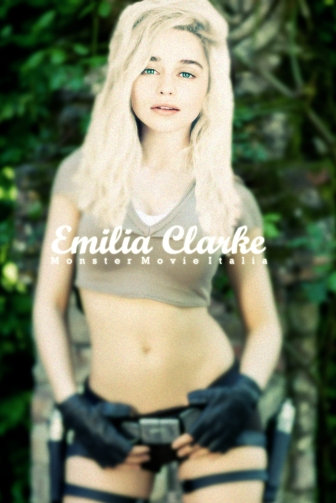 emilia clarke tomb rider