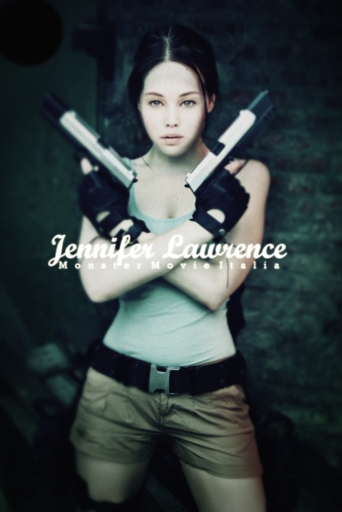 jennifer lawrence tomb rider