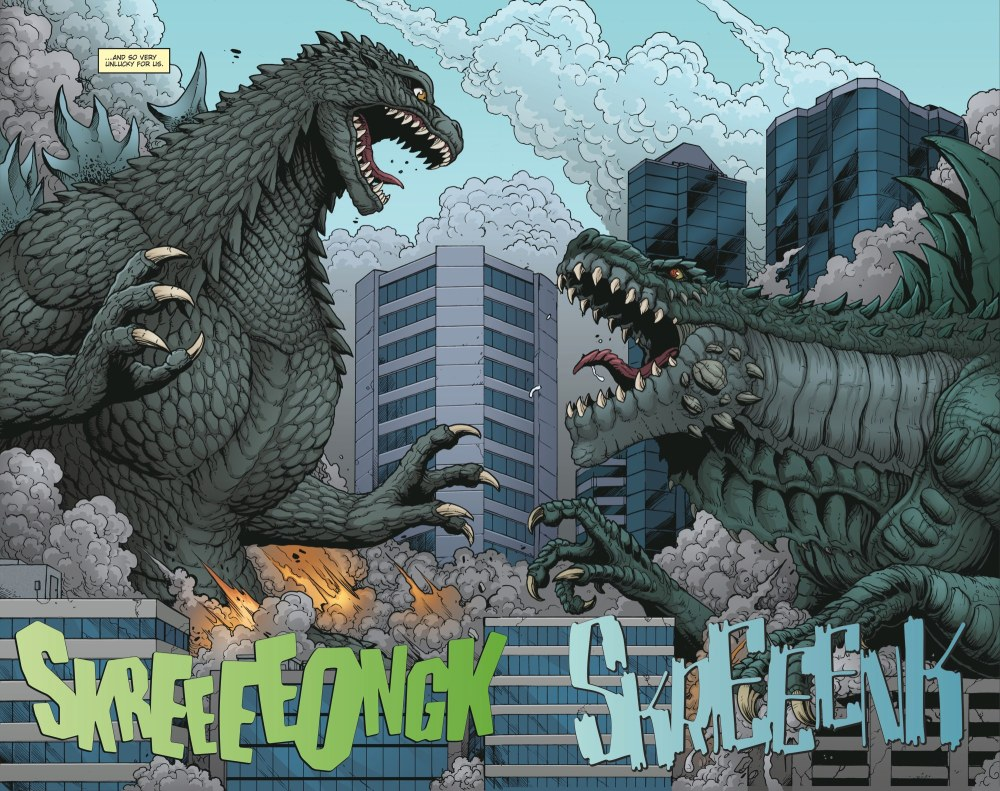 Godzilla_Rulers_of_Earth_Godzilla_vs_Zilla