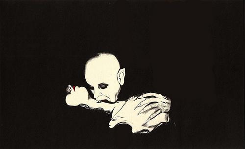 art-bit-nosferatu-vampire-vintage-favim-com-62635