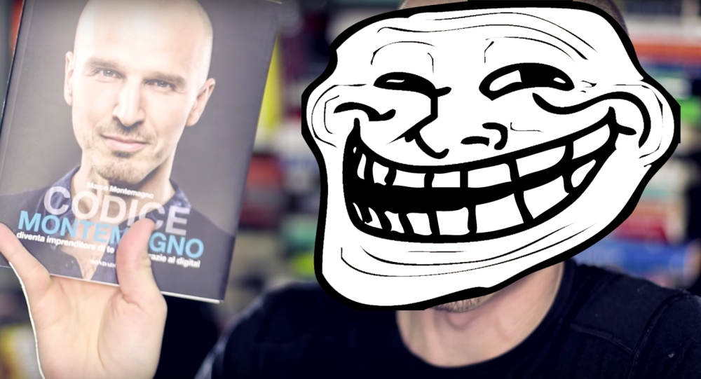 Codice Montemagno amazon gusta meme monty zio i