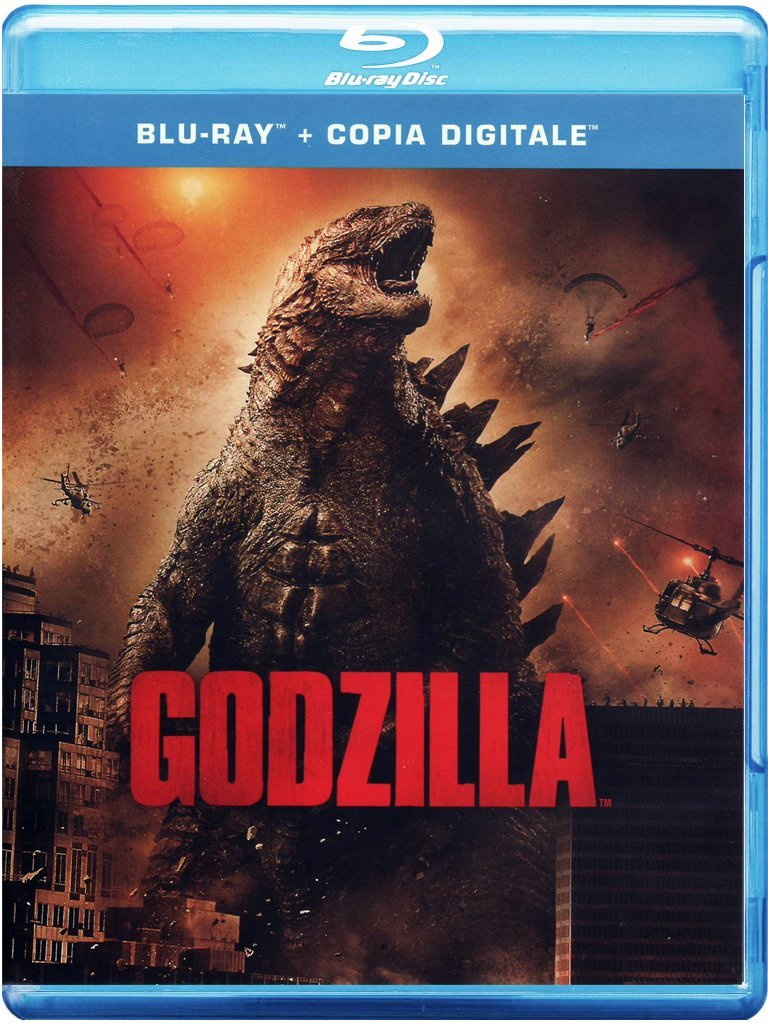 godzilla blu ray amazon _
