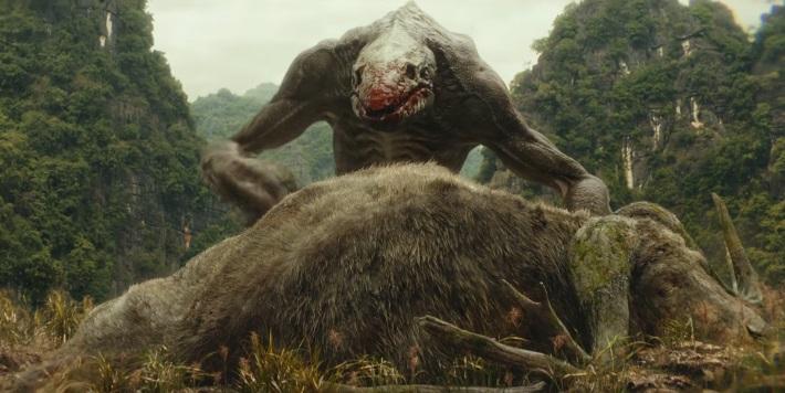 kong-skull-island-mostri monsters mosterverse godzilla godzilal 2 kong 2 kong vs godzilla hot