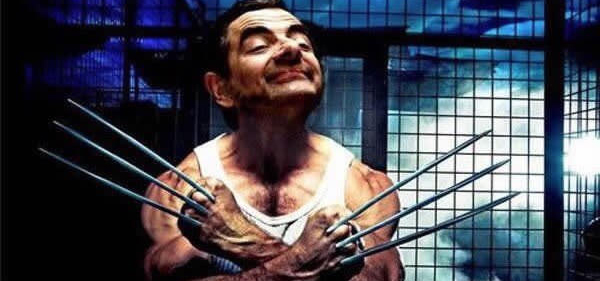 mr bean wolverine hot zio po