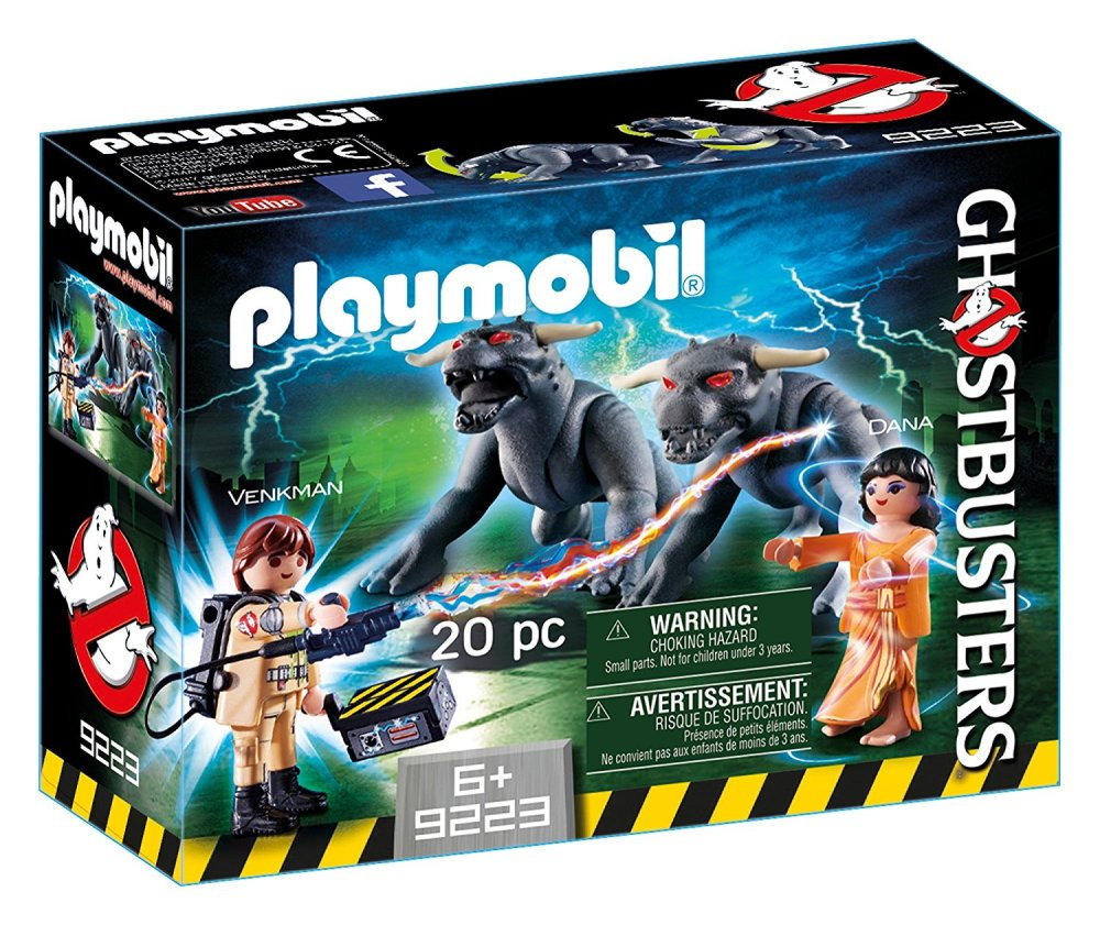 amazon playmobil ghostbusters ripley dog phantom hot