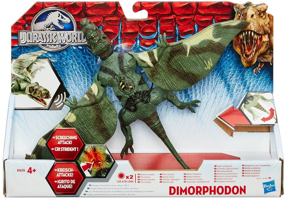 dimo amazon hasbro neca mattel jurassic world park hot_