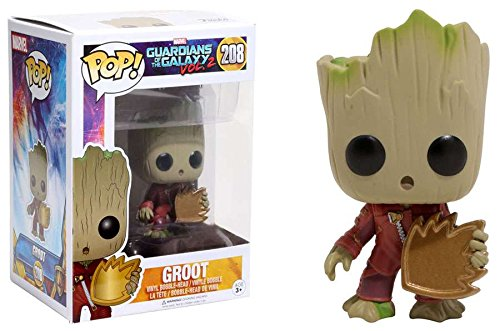 groot funko popo limited galaxy