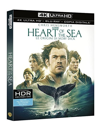 moby dick heart of the sea 4k blu ray amazon_