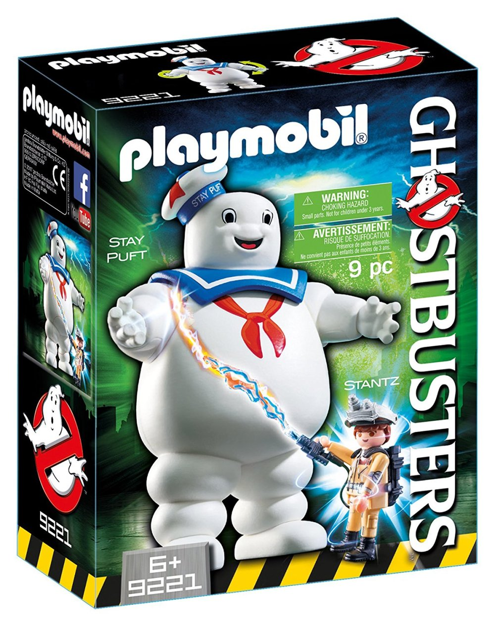 omino mashmellow ghostbusters toy playmobil hot amazon buy now compra_