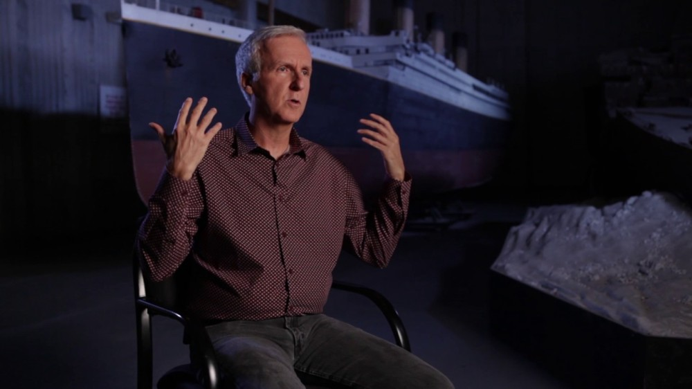 score james cameron hot titanic horner review music documentary