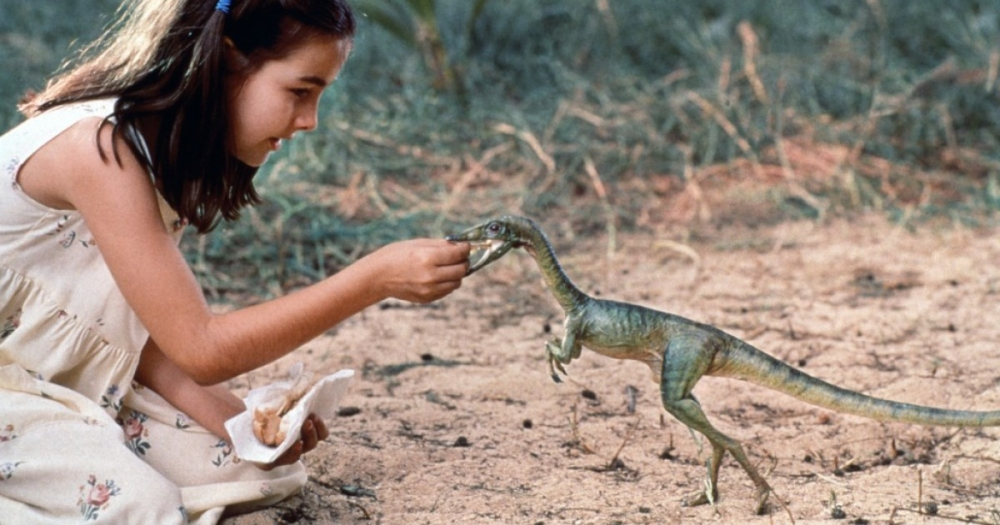 the lost world kid daughter compy compsognathus hot jurassi cowrld 2018 bayona
