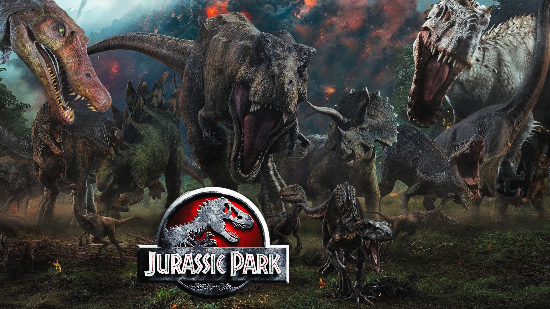 Jurassic park il bestiario della saga u monster movie