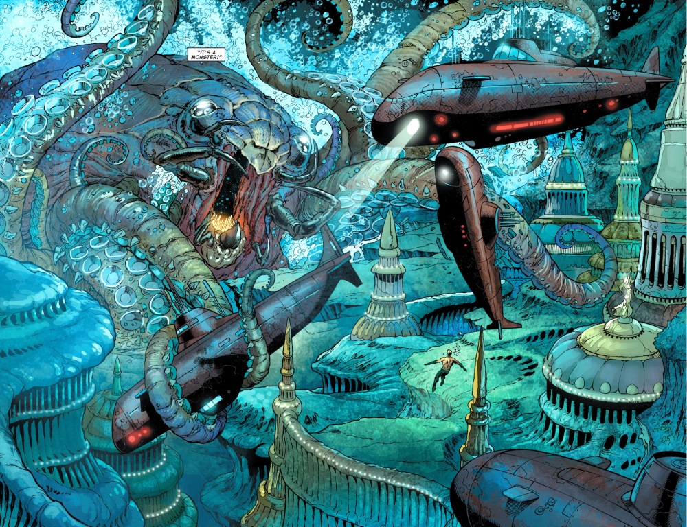 aquaman-uses-topo-to-attack-the-scavengers-fleet-2