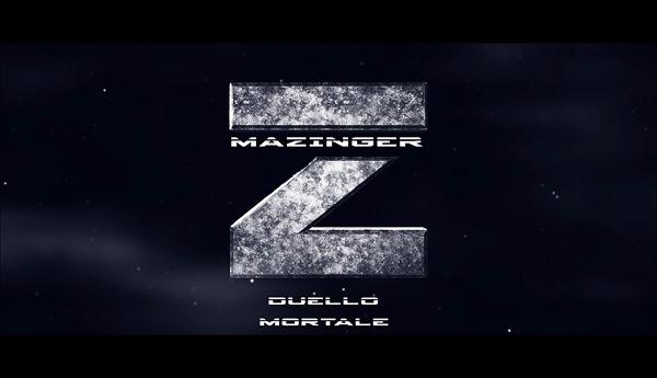 Mazinger Z Duello Mortale logo