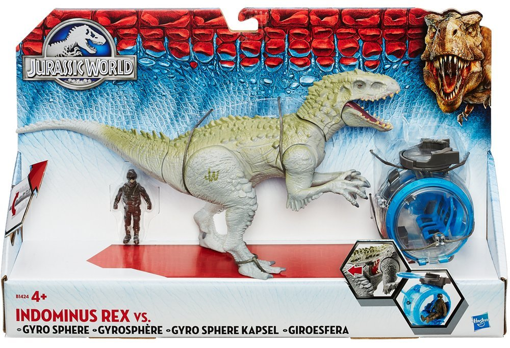 indoraptor toy mattel hot jurassic world flalen kingdom_