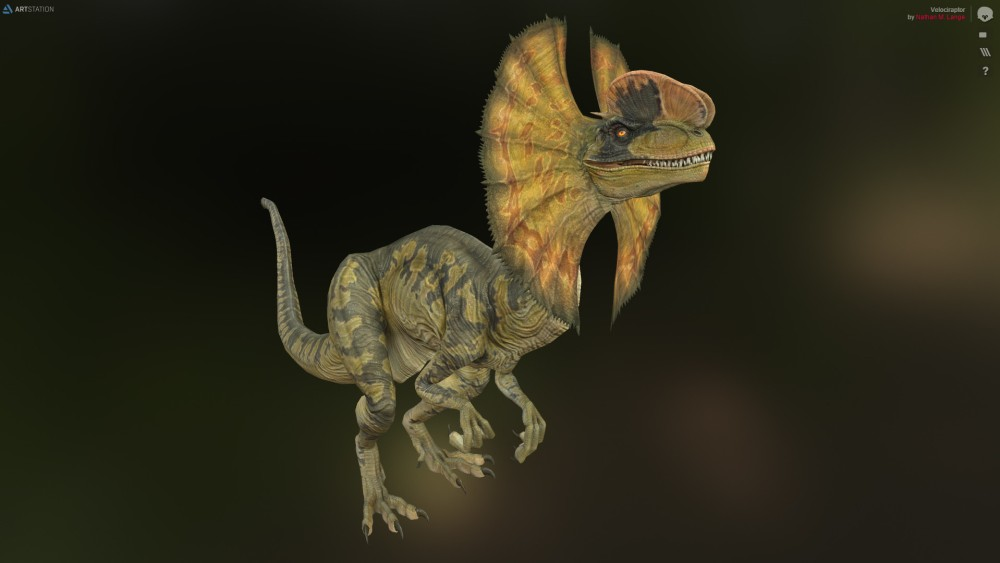 jurassic_world_cancelled_game_4_Dilophosaurus_Fallen_Kingdom