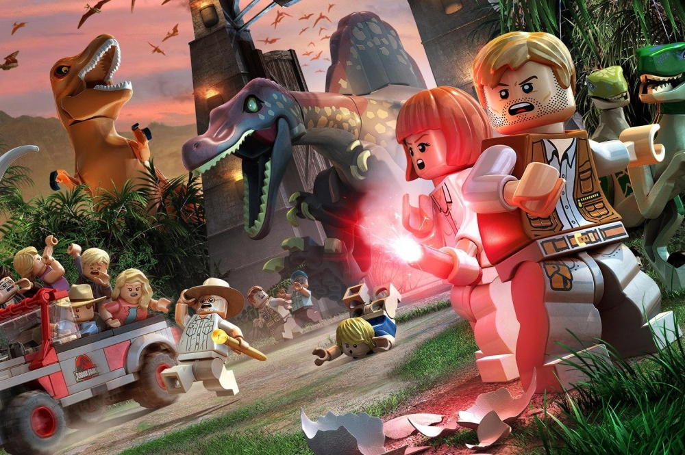Lego-Jurassic-World-VGProfessional-Review-4hot fallen kingdom ubisoft