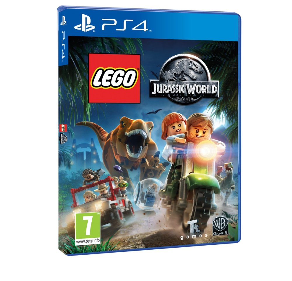 lego jurassic world_
