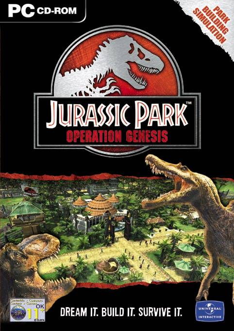operation genesis jurassic park buy amazon