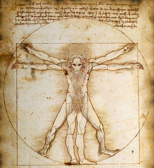1a9dec7a867feac9e4a5409c047441b0--werewolf-drawings-textbook