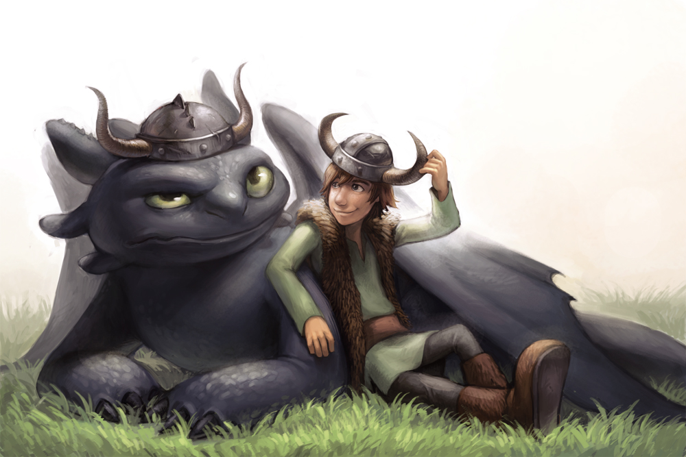 toothless_and_hiccup_by_scyao-d4vi8g5