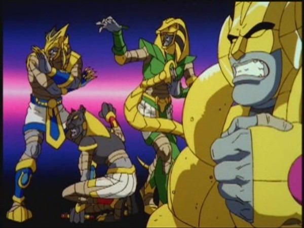 I cartoni animati mostruosi degli anni u monster movie
