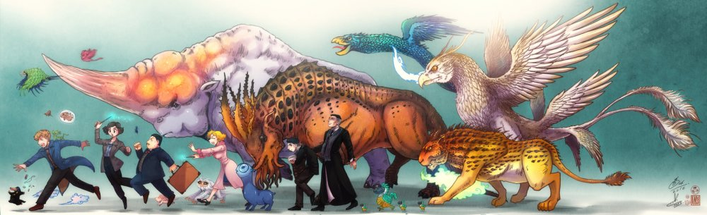 fantastic-beasts-size chart_animali fantastici_monster_movie