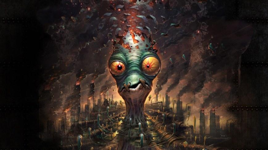 oddworld bestiario monster movie