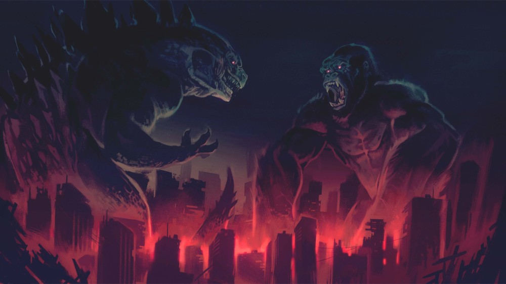 Kog_vs_Godzilla_Wingard_monsterverse_official_art_2020_recensione_monster_movie.jpg